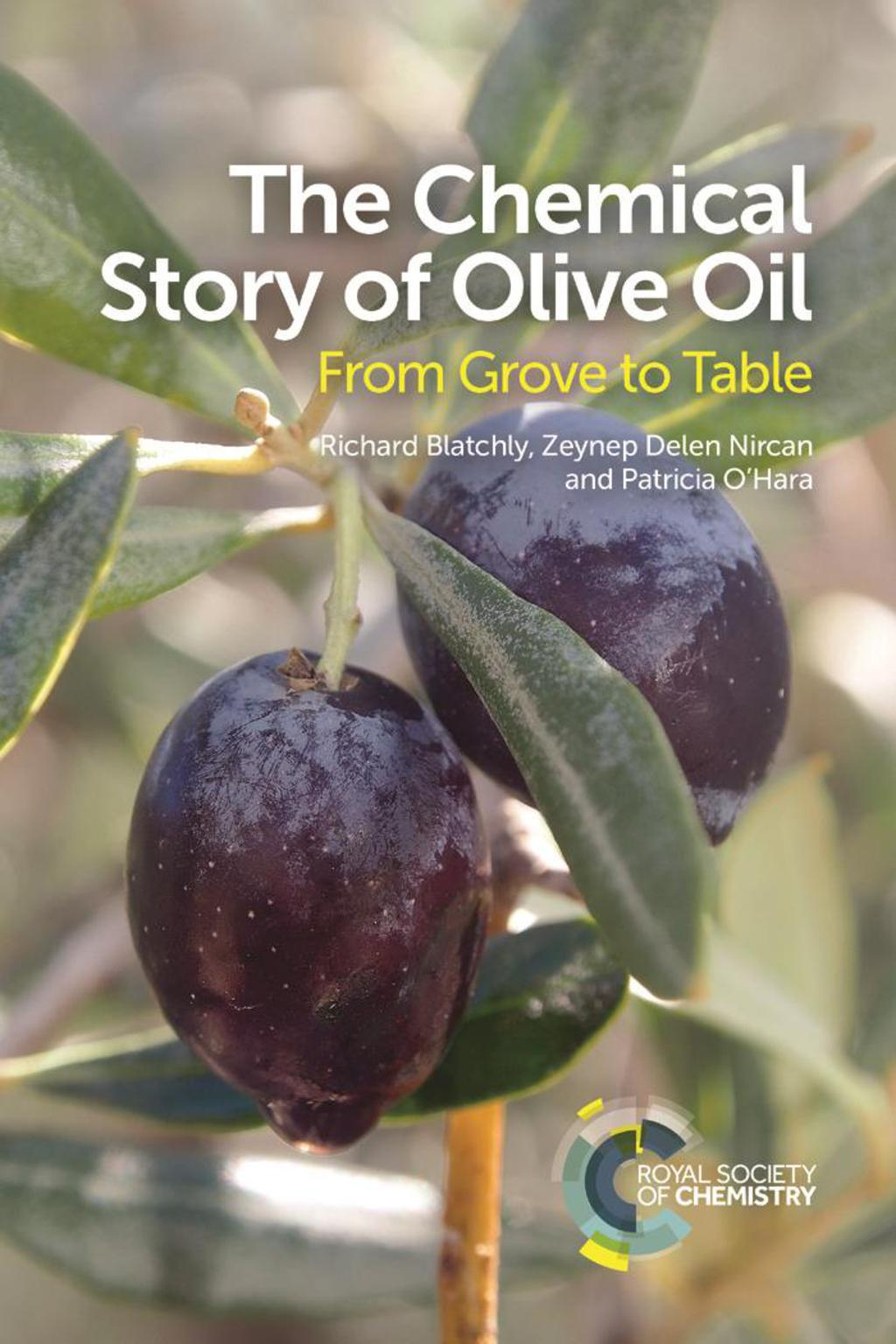 The Chemical Story Of Olive Oil (ebook)