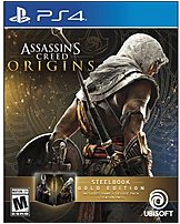 Ubisoft 887256028527 Ubp30522100 Assassin's Creed Origins Gold Edition Video Game - Playstation 4