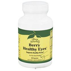 Berry Healthy Eyes EuroPharma (Terry Naturally) 60 Caps