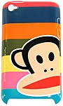 Paul Frank C0007-y Dot Julius Case For Ipod Touch 4g - Multi-colored - Monkey