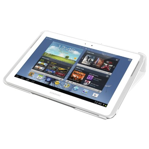 Samsung Book Cover for Galaxy Tab 2 10.1 - White