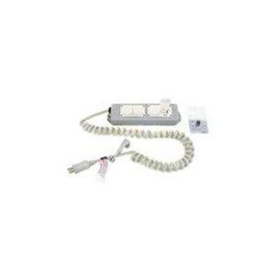 Ergotron 97-466-214 Medical-grade Power Strip