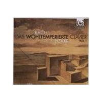 Johann Sebastian Bach - The Well-Tempered Clavier Book 1(Egarr)