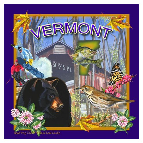 Vermont Absorbent Coasters