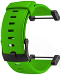 Suunto Core Rubber Strap Green Core Rubber Watch Strap