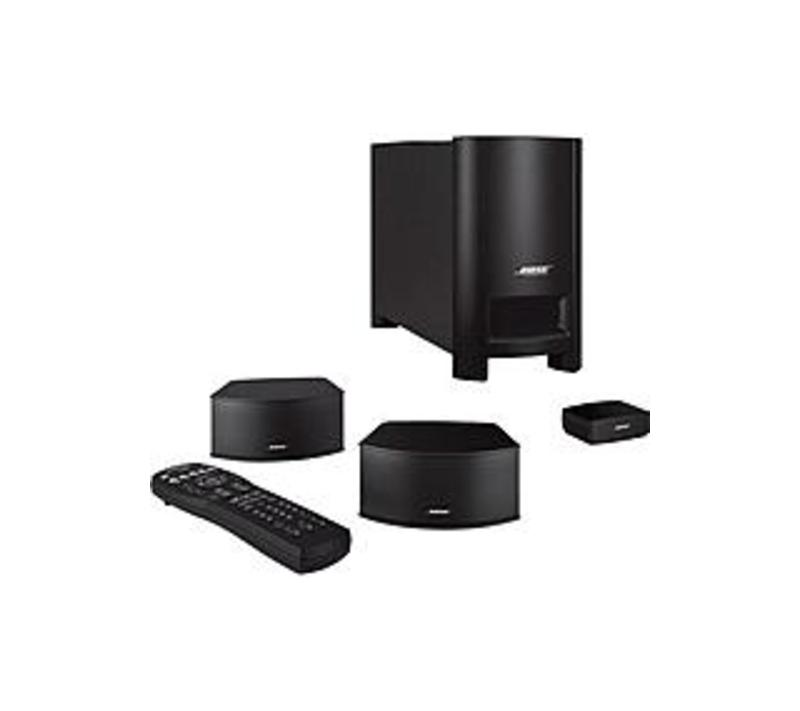 Bose Cinemate Gs Series Ii 320573-1100 Digital Home Theater Speaker System - 2.1 Channel - Black