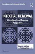 In 2010 Ronnie Lessem and Alexander Schieffer published their seminal work on Integral Research and Innovation, whereby they identified the four R's; relational and renewal, reason and realization based research paths that altogether encompass the major qualitative research methods and methodologies