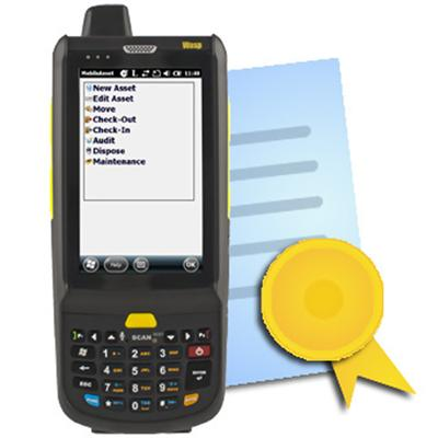 Wasp 633808121723 Inventory Control Mobile License - License - 1 Additional Mobile Device - Pocket Pc - With Hc1