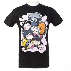 Naruto Shippuden Mega Glomp Men's T-Shirt