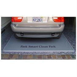 Park Smart Clean Park Garage Floor Mat