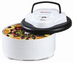 Nesco Fd-77dt Food Dehydrator - 600 Watts Digital / 4 Trays / 1 Fruit