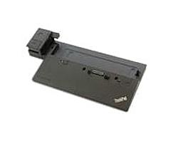 Lenovo Thinkpad Basic Dock - 90w Us / Canada / Mexico - For Notebook/tablet/cellular Phone - Proprietary - 4 X Usb Ports - 3 X Usb 2.0 - 1 X Usb 3.0 - Network (rj-45) - Vga - Docking 40a00090us