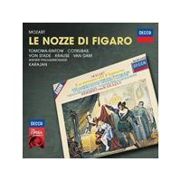 Mozart: Le Nozze di Figaro (Music CD)
