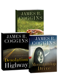 This set includes all three books of the John Smyth Mysteries series:  Who's Grace?, Desolation Highway, and Mountaintop Drive.In  Who's Grace?, James Coggins presents a fast-paced murder mystery with a  twist