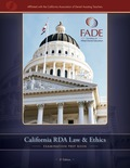 Designed for California State Board examination preparation and written by dental assisting educators, the Foundation for Allied Dental Education (FADE), the Foundation of CADAT, provides the first comprehensive resource manual for the RDA Law and Ethics Examination