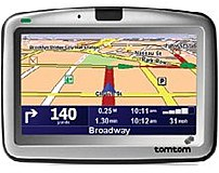 Tomtom Go 1v00.980 910 4-inch Bluetooth Portable Gps Navigator - 480 X 272