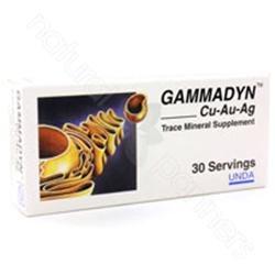 Seroyal Usa Gammadyn Cu Au Ag 30T