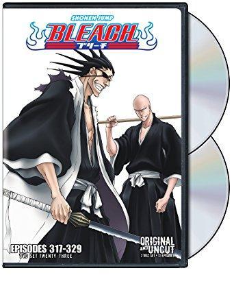 Noriyuki Abe - Bleach: Set Twenty-three, Episodes 317-329