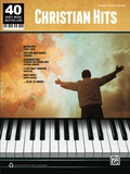 "With immensely popular songs like ""Blessings"" (Laura Story), ""Glorious Day (Living He Loved Me)"" (Casting Crowns), ""I Can Only Imagine"" (MercyMe), plus 37 more, this collection of sheet music is a must-have for pianists and singers"