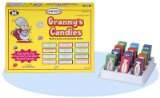 Granny's Candies Vocabulary & Word Meaning Game Verb Cards - Super Duper Educational Learning Toy for Kids