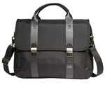 Travelpro Executive Choice Friendly Messenger Brief Black 15 Executive