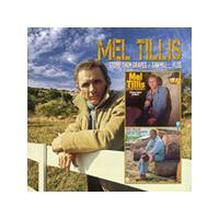 Mel Tillis - Stopm The Grapes / Sawmill..... Plus (Music CD)
