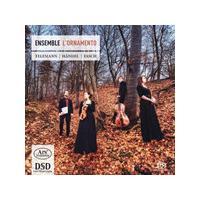 Telemann, Händel, Fasch (Music CD)