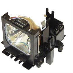 HITACHI CP-X1230 OEM Replacement Lamp ( Original Bulb Inside with Generic Housing )