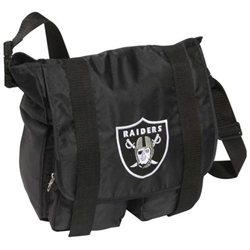 Concept One Oakland Raiders Sitter Diaper Bag