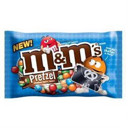 M&Ms Pretzel 9.9 Ounce Bag Case Pack 12
