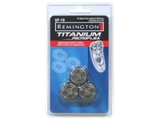 Remington Sp-19 Replacement Heads & Cutters Compatible With Microflex Shavers