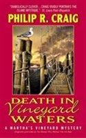 Death In Vineyard Waters: A Martha's Vineyard Mystery
