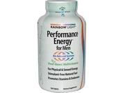 Rainbow Light Performance Energy Multivitamin For Men, Multivitamin Supplement Tablets, 180 Tablets