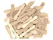 Craft Spoons 900 Pieces Natural