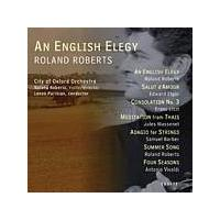 Various Composers - An English Elegy (Roberts, Parikian, City Of Oxford Orch.) (Music CD)