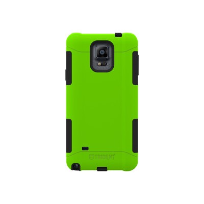 Trident Case Ag-ssgxn4-tg000 Trident Aegis Series - Back Cover For Cell Phone - Tpe  Hardened Bio-enchanced Polycarbonate - Trident Green - For Samsung Galaxy N