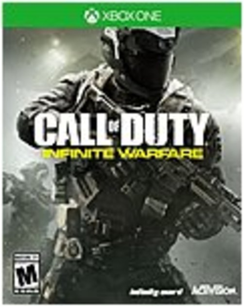 Activision 047875878617 Call Of Duty: Infinite Warfare Standard Edition - First Person Shooter - Xbox One