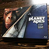 Planet of the Apes 40th Anniversary Collection (Planet of the Apes / Beneath the Planet of the Apes / Escape From / Conquest of / Battle for) [Blu-ray]
