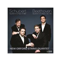 Schubert: Quartet in G major, D. 887; Beethoven: Quartet in F major, Op. 135 (Music CD)