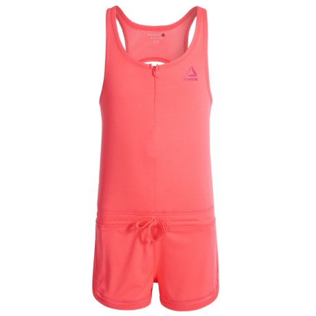 Play Romper - Sleeveless (for Big Girls)