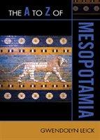 The A To Z Of Mesopotamia