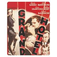 Grand Hotel: Steelbook (with UltraViolet) (Blu-ray)
