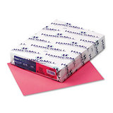 Fore Mp Recycled Copy/laser/inkjet Paper, Cherry, 20 Lb, 8 1/2 X 11, 500 Sheets