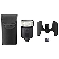 Give your photos a burst of light with the HVL F32M Adjustable Flash