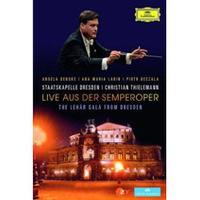 Live aus der Semperoper: The Lehár Gala from Dresden [DVD] (Music CD)