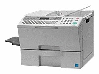 Panasonic Panafax Uf-8200 19 Ppm 1200 X 600 Dpi Usb/ethernet Monochrome Laser Multifunction Printer