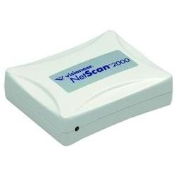 Visioneer NetScan 2000 USB Scanner Server - 1 x 10/100Base-TX Network, 1 x USB 2.0 - 100Mbps