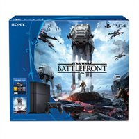 Playstation 4 500gb Star Wars: Battlefront Bundle By Ps4