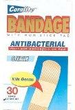Coralite Antibacterial Bandage - 30 Ct (Pack Of 12)