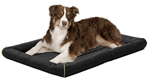 Midwest 40548-bk 48 Inch Quiet Time Maxx Pet Bed